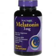 Melatonin 3 мг 240 таб