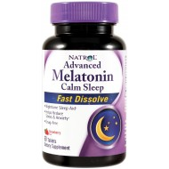 Melatonin Advanced Calm Sleep 6 мг 60 таб