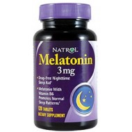Melatonin 3 mg 120 таб