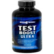 Test Boost Ultra 180 капс